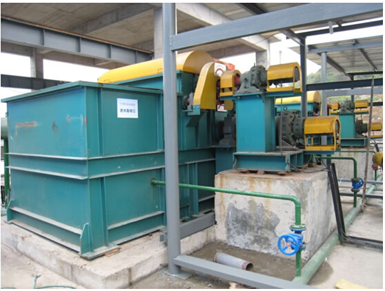 图4煤矿地面超磁分离水处理设备